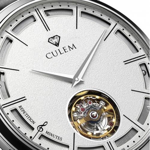 logo design for a watch brand