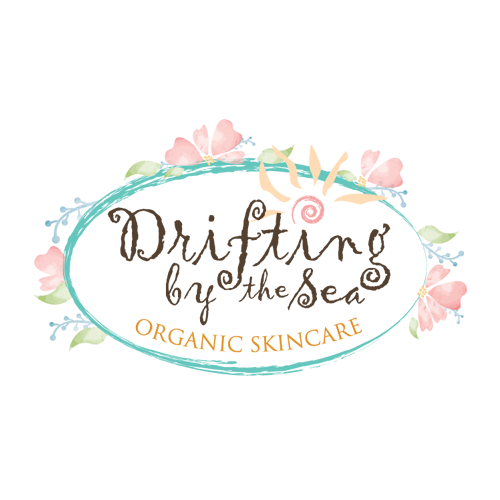 Watercolour Floral Shape Logo Design
