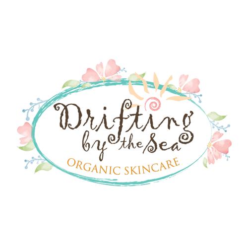 Watercolour Floral Shape Logo Design