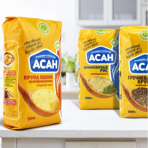 Packaging Design for cereals
