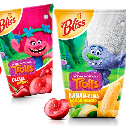 Packaging Design for children\'s juice