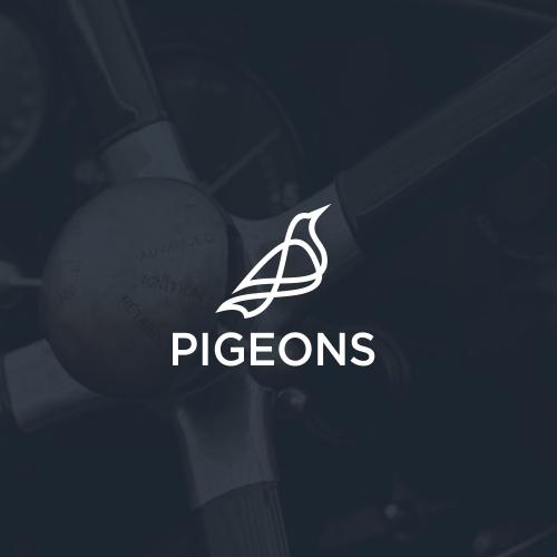 PIGEONS LOGO