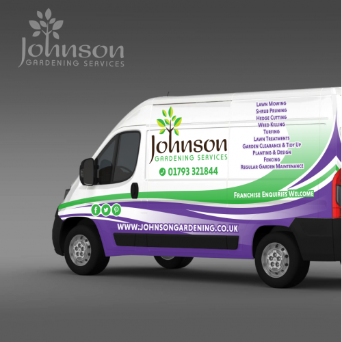 jhonson Gardenig services