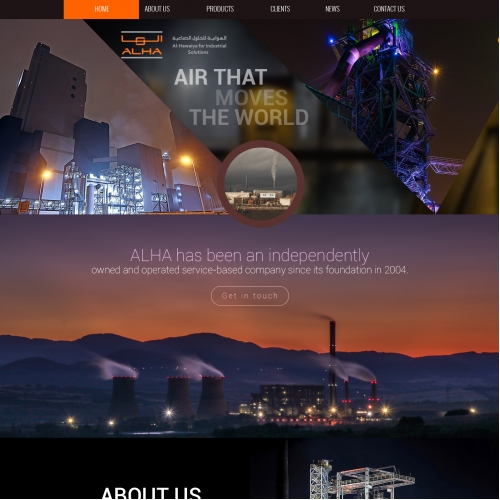Al-Hawaiya for Industrial Solutions