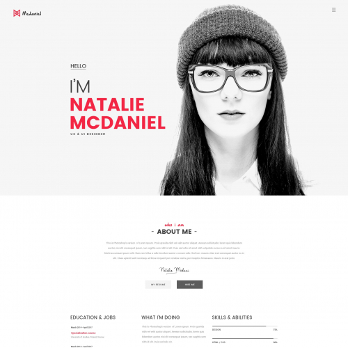 Part 1 Of Home Page For Multipurpose Theme