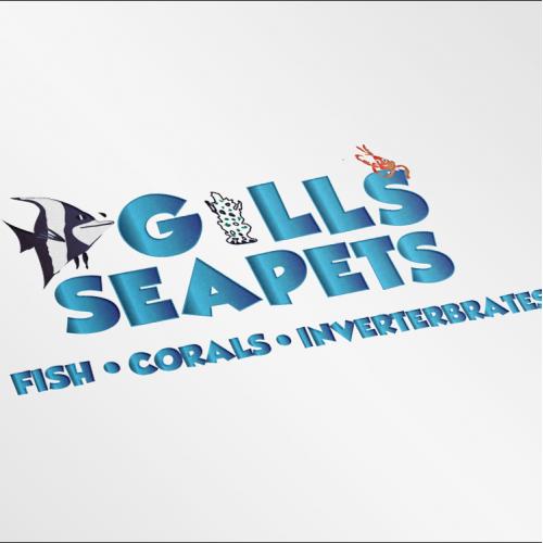 logo design fish