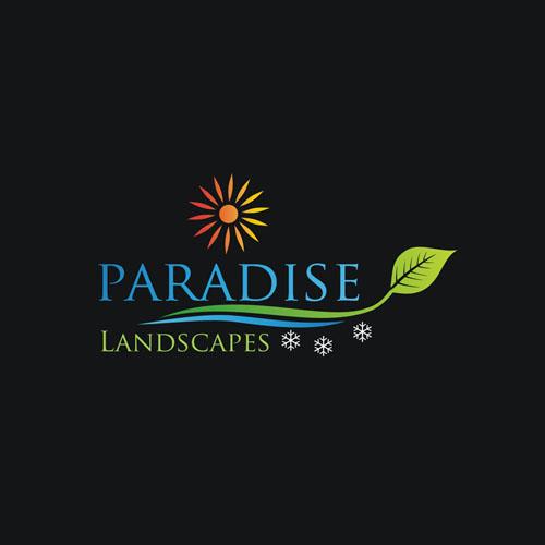 landscpae logo design