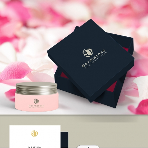 Beauty Products Branding