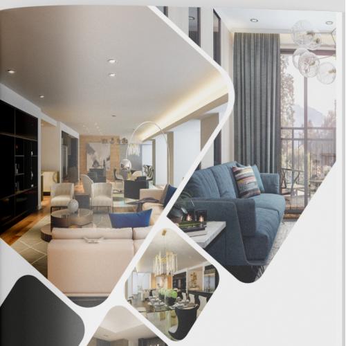 Interior ad design