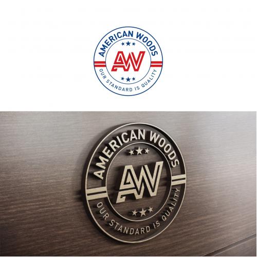 American Woods Logo