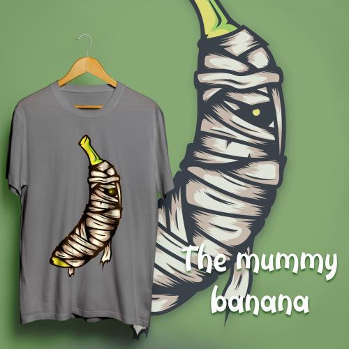 The mummy banana