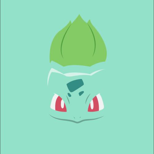 Bulbasaur Minimal Design