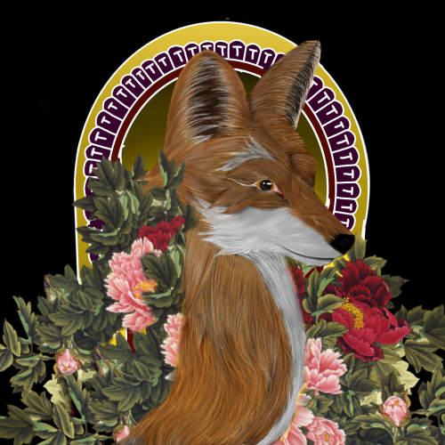 A Fox is a Wolf who sends flower