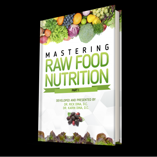 Raw Food Nutrition Ebook Cover
