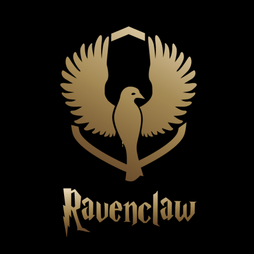 Hogwarts Ravenclaw - Icon Tshirt Design