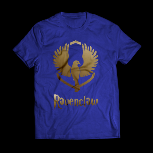 Tshirt Design - Ravenclaw