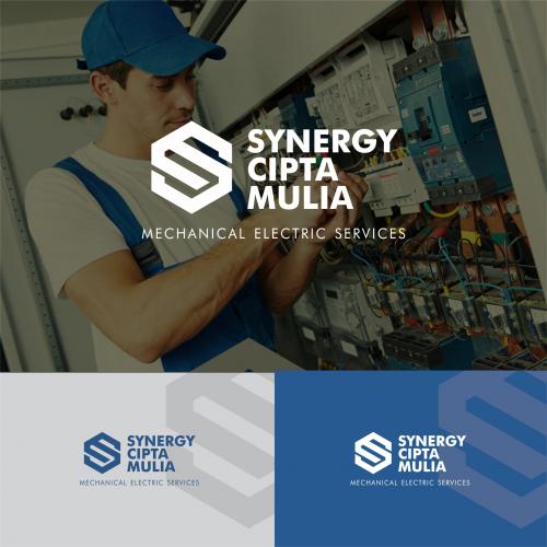 SCM logo design