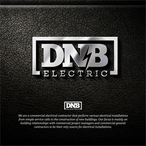 DNB Electric Logo