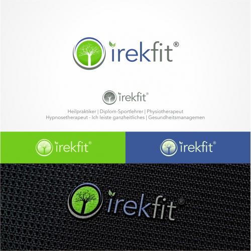 Irekfit Logo Concept