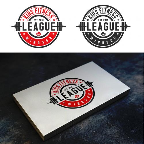 Kids Fitness League Logo