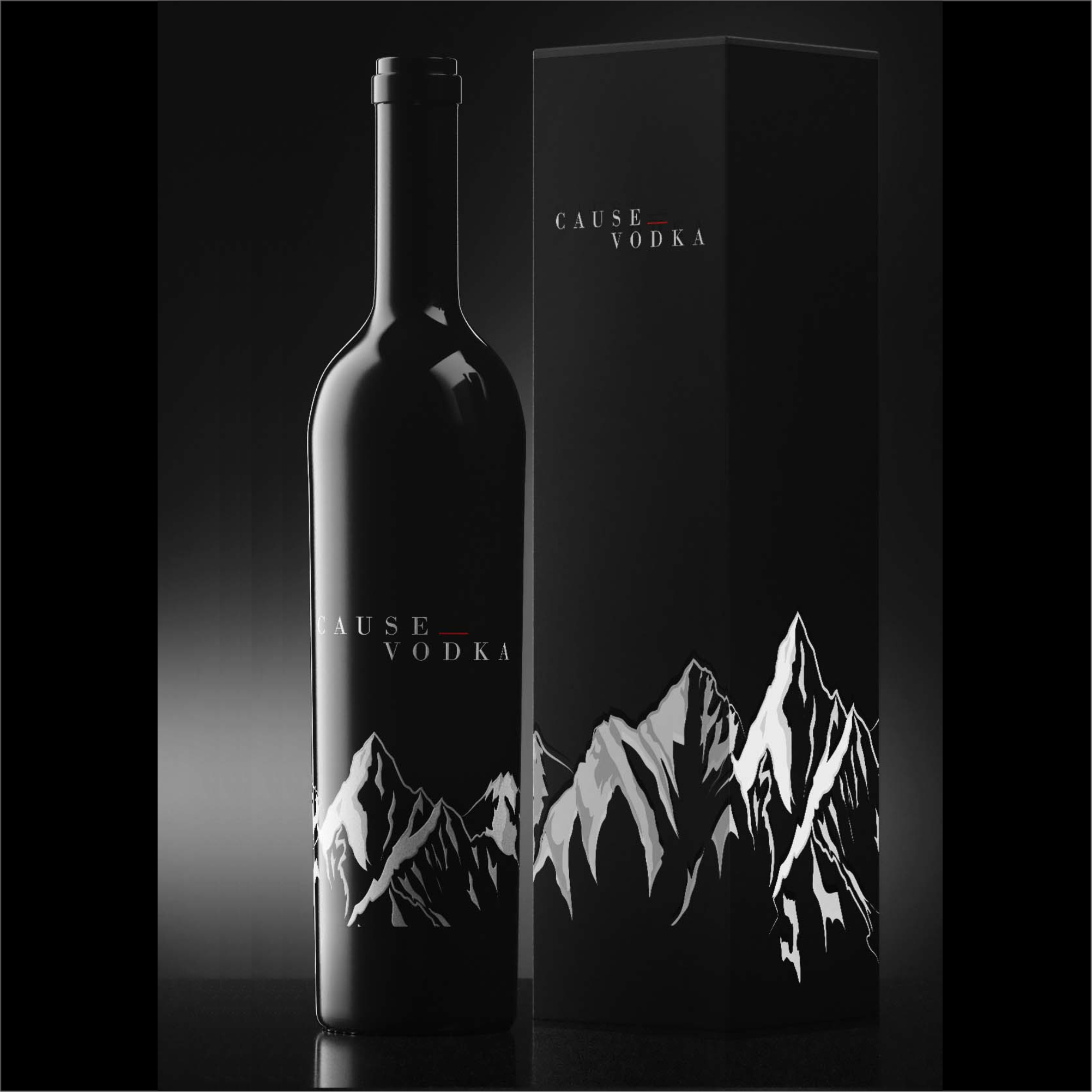 Wine logo and packaging