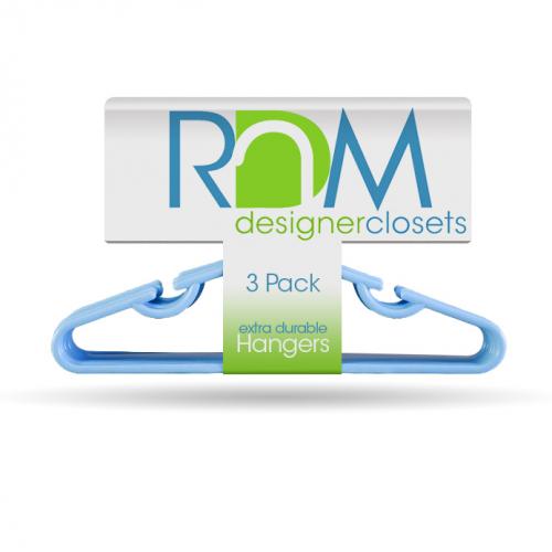 RDM Designer Closets Logo