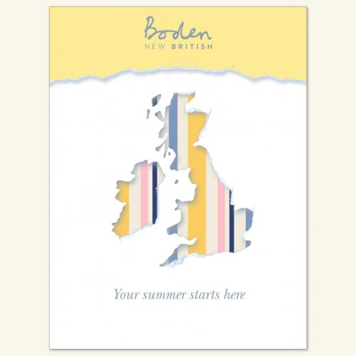 Boden Catalog Cover