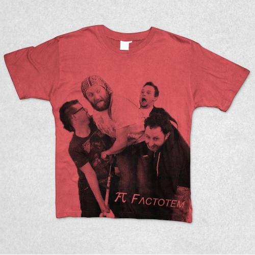 Factotem T-Shirt Design