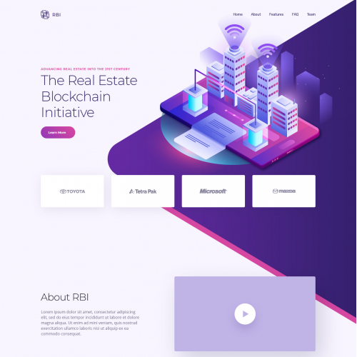 The Real Estate Blockchain