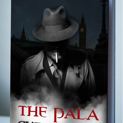 Book cover for CRIME story