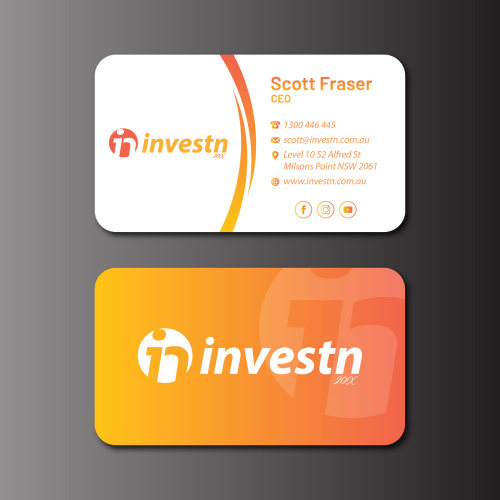 Investn Business Card