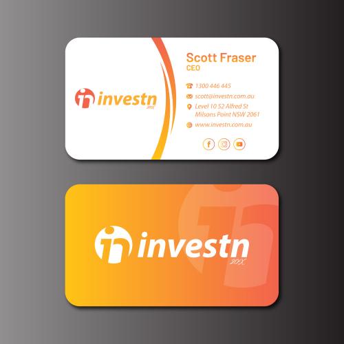 Investn Business Card