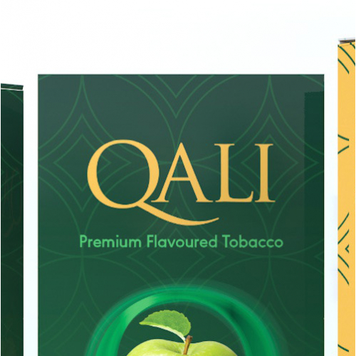 Package design concept for flavoured shisha tobbacco