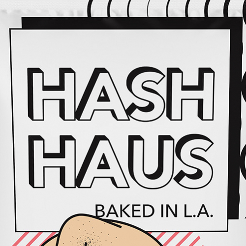 Hash Haus Medical Cannabis Packaging