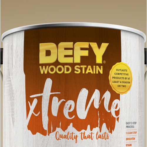 Wood Stain Package