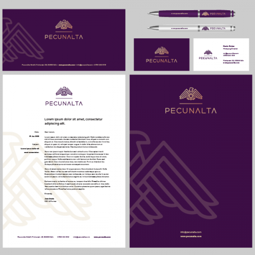 Pecunalta Stationary