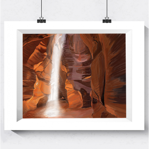 T Antelope Canyon