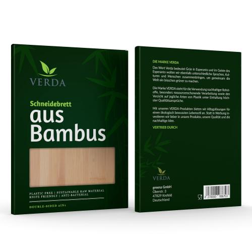 Verda Packaging Design