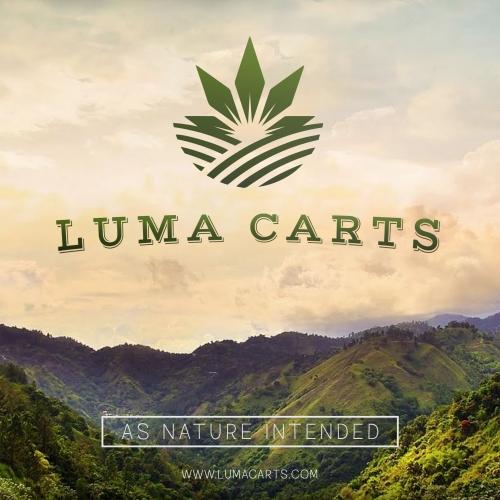Luma Carts Logo Design