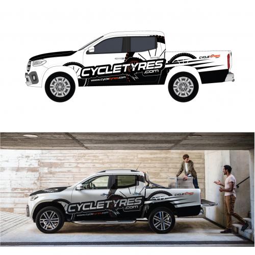 vehicle warp design