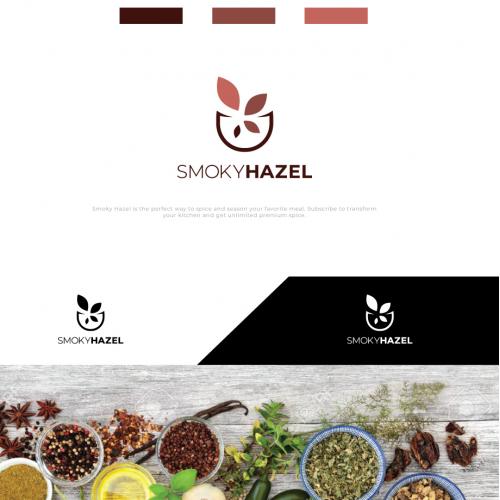 smoky hazel logo