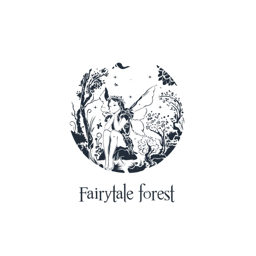 fairy forest illustration