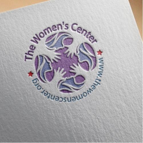 my new logo design for The Women's Center