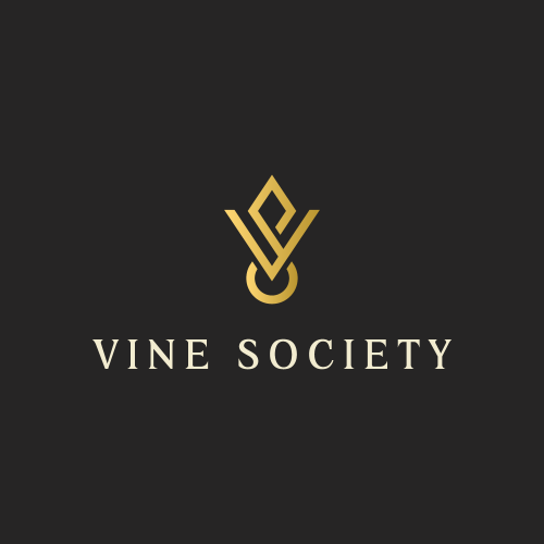 logo for the wine lovers community.