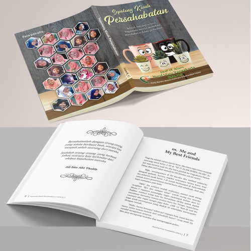 Book Antology About Friendship