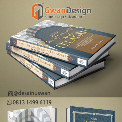 Cover Book Mohammad SAW
