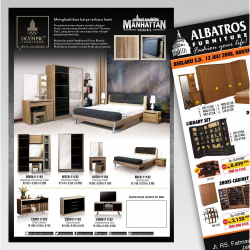 Leaflet Product Home Furnishing