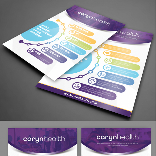 Health Insurance Marketing flyer