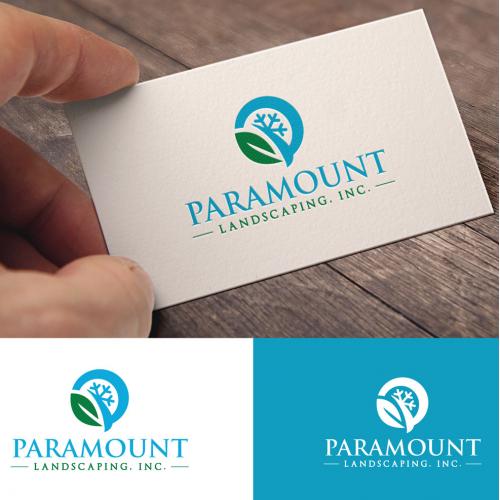 New Landscape and Snow Plow Company Seeking Logo Design