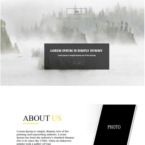 Web Page 001